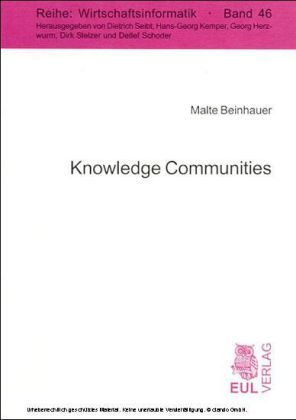 Knowledge Communities