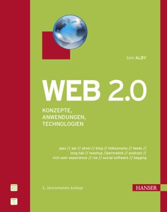 Web 2.0 Konzepte, Anwendungen, Technologien, 3. Auflage