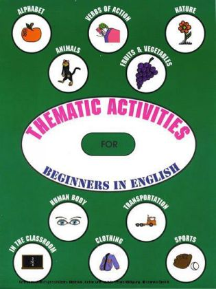 Thematic Activities for Beginners in English