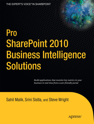 Pro SharePoint 2010 Business Intelligence Solutions
