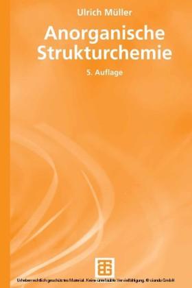 Anorganische Strukturchemie