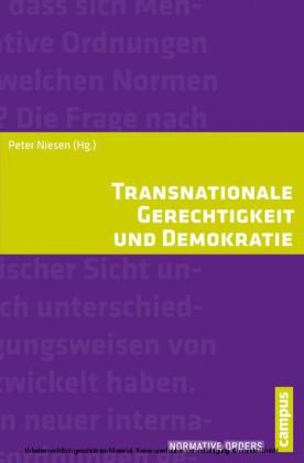 Transnationale Gerechtigkeit und Demokratie