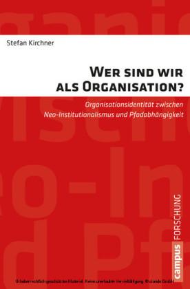 Wer sind wir als Organisation?