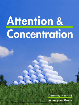 Attention & Concentration: Golf Tips