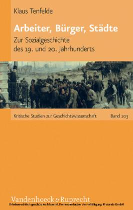 Arbeiter, Bürger, Städte