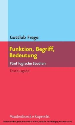 Funktion, Begriff, Bedeutung
