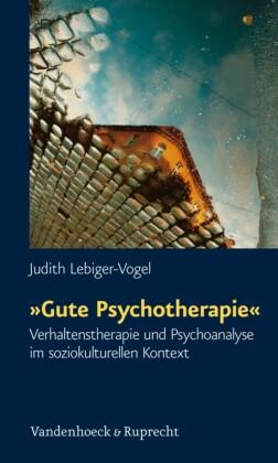 """""""Gute Psychotherapie"""""""