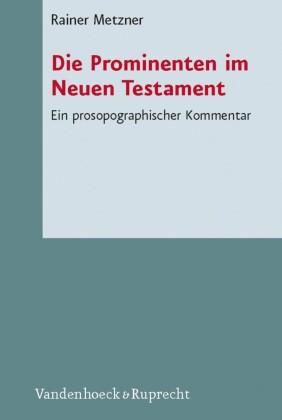 Die Prominenten im Neuen Testament