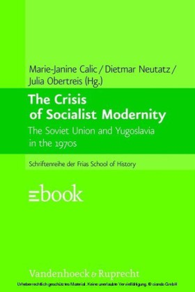 The Crisis of Socialist Modernity