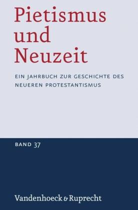 Ein Jahrbuch zur Geschichte des neueren Protestantismus