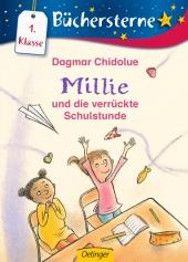 Millie und die verrückte Schulstunde Cover