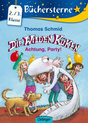 Die Wilden Küken - Achtung, Party!