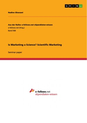 Is Marketing a Science? Scientific Marketing