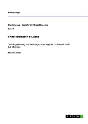 Fitnesstrainer/in-B-Lizenz