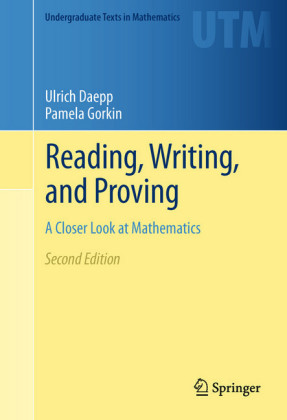 Reading, Writing, and Proving