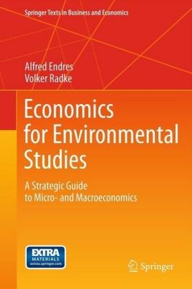 Economics for Environmental Studies