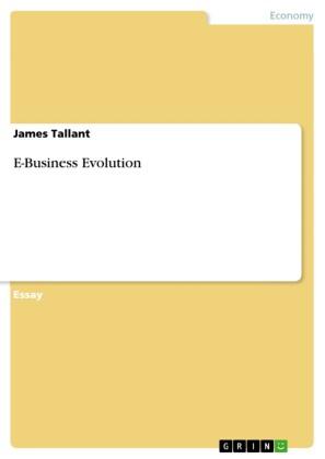 E-Business Evolution
