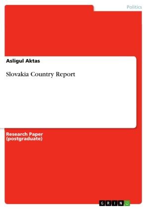 Slovakia Country Report