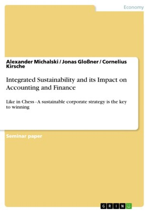 Integrated Sustainability and its Impact on Accounting and Finance