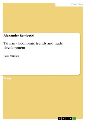 Taiwan - Economic trends and trade development