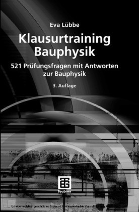 Klausurtraining Bauphysik