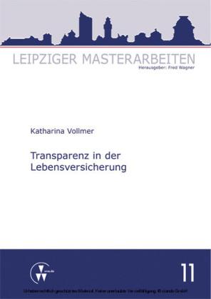 Transparenz in der Lebensversicherung