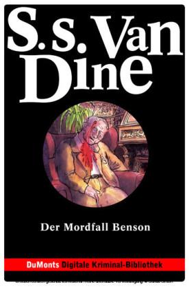 Der Mordfall Benson - DuMonts Digitale Kriminal-Bibliothek