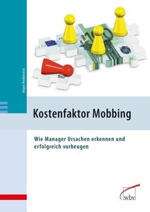 Kostenfaktor Mobbing -