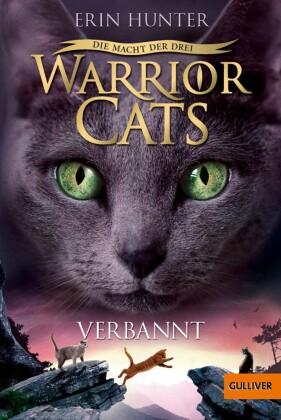 Warrior Cats - Die Macht der drei, Verbannt
