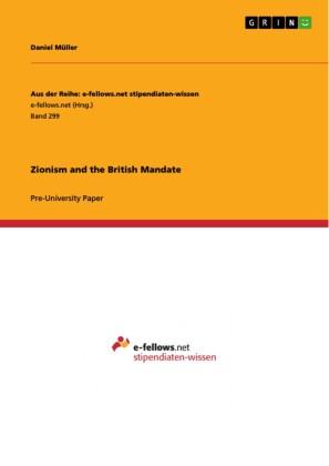 Zionism and the British Mandate