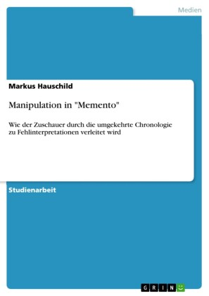 Manipulation in 'Memento'