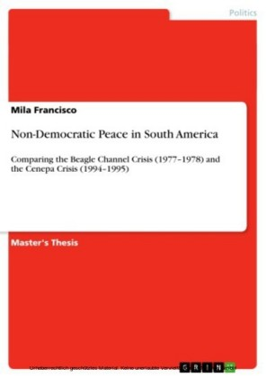 Non-Democratic Peace in South America