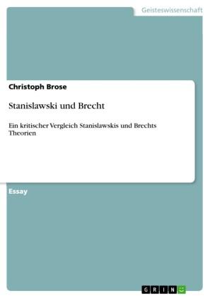 Stanislawski und Brecht