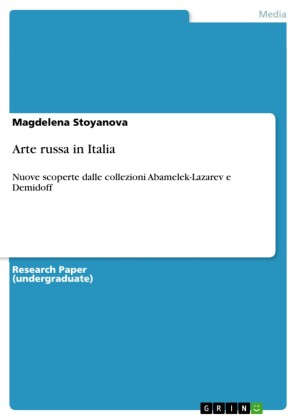 Arte russa in Italia