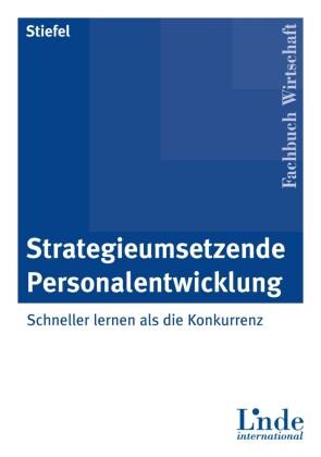 Strategieumsetzende Personalentwicklung