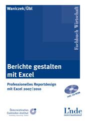 Berichte gestalten mit Excel