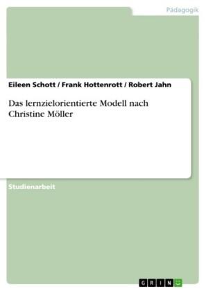 Das lernzielorientierte Modell nach Christine Möller