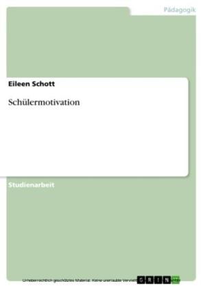 Schülermotivation