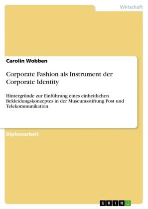 Corporate Fashion als Instrument der Corporate Identity