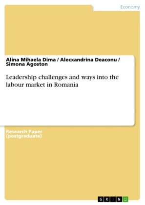 Leadership challenges and ways into the labour market in Romania