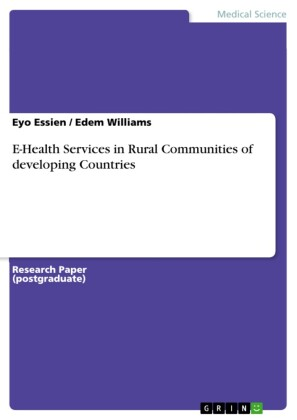 E-Health Services in Rural Communities of developing Countries