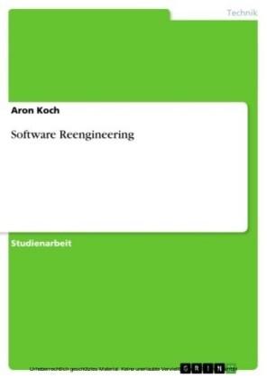 Software Reengineering