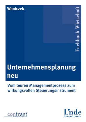 Unternehmensplanung neu