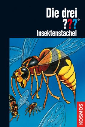 Die drei ???, Insektenstachel (drei Fragezeichen)