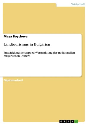 Landtourismus in Bulgarien