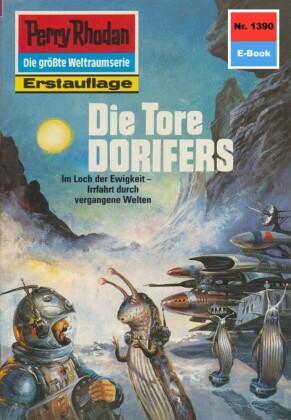 Perry Rhodan 1390: Die Tore DORIFERS