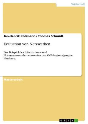 Evaluation von Netzwerken