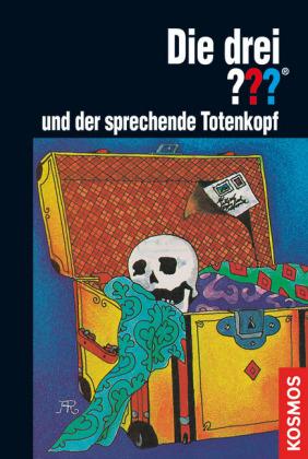 Die drei ???, und der sprechende Totenkopf (drei Fragezeichen)