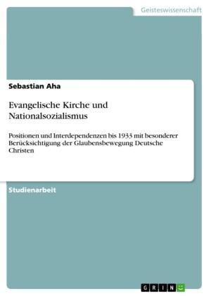 Evangelische Kirche und Nationalsozialismus