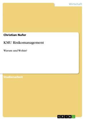 KMU Risikomanagement